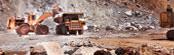 Quarry with Digger